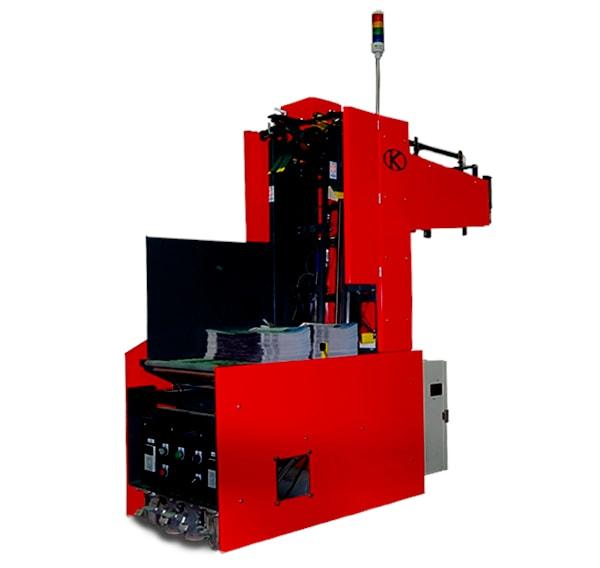 折丁機自動供給装置